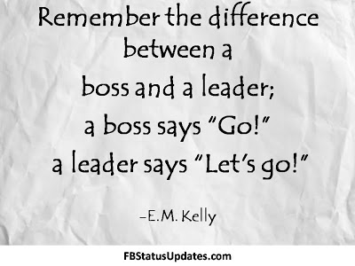 Leadership quote #4