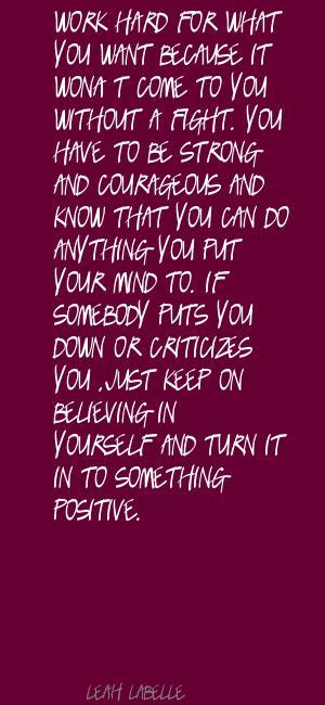 Leah LaBelle's quote #3