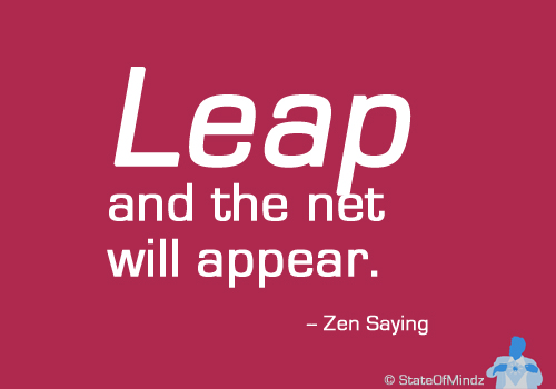 Leap quote #6