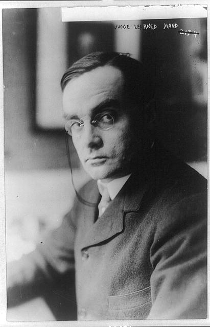 Learned Hand's quote #1