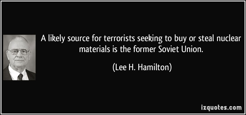 Lee H. Hamilton's quote #8