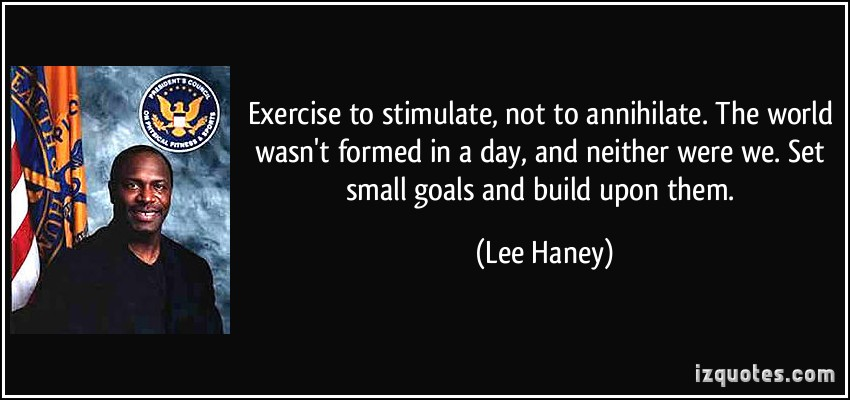 Lee Haney's quote #4