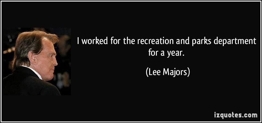 Lee Majors's quote #5