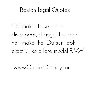 Legal quote #1