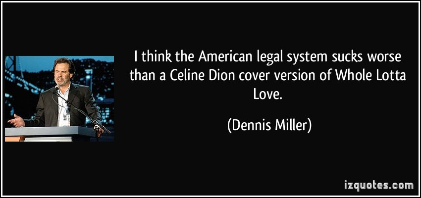 Legal System quote #1