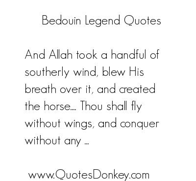 Legend quote #5