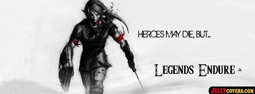Legend quote #6