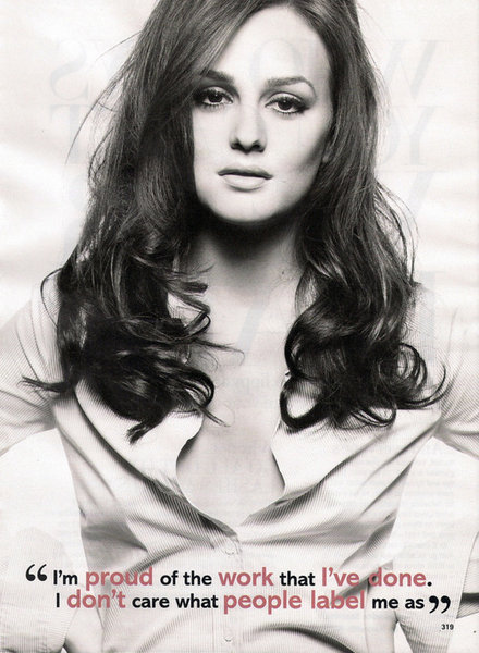 Leighton Meester's quote #5