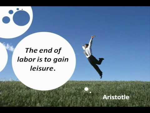 Leisure quote #5