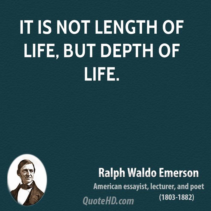 Length quote #1