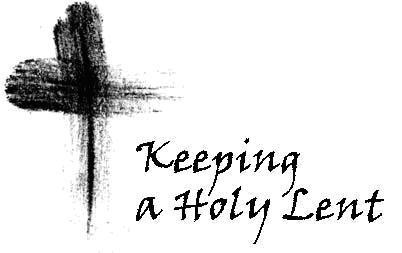 Lent quote