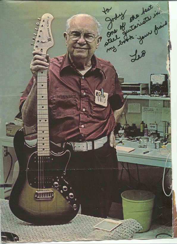 Leo Fender's quote #4
