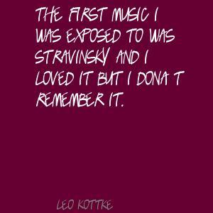 Leo Kottke's quote #5