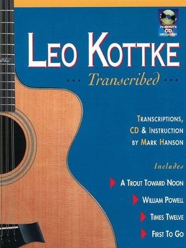 Leo Kottke's quote #1