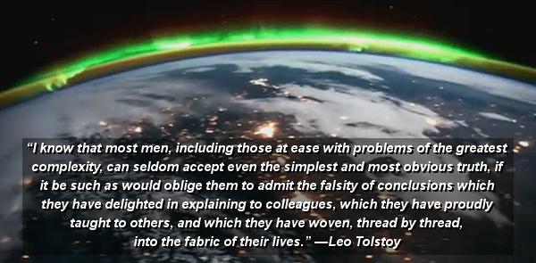 Leo Tolstoy's quote #3