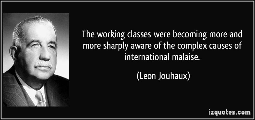 Leon Jouhaux's quote #4