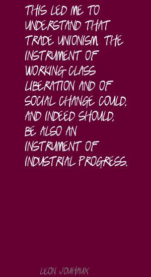 Leon Jouhaux's quote #3