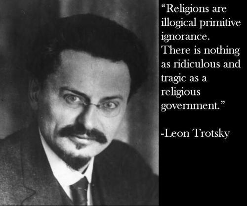 Leon Trotsky's quote #2