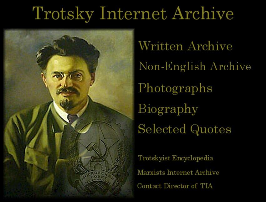 Leon Trotsky's quote #4