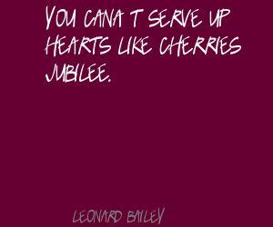 Leonard Bailey's quote #3