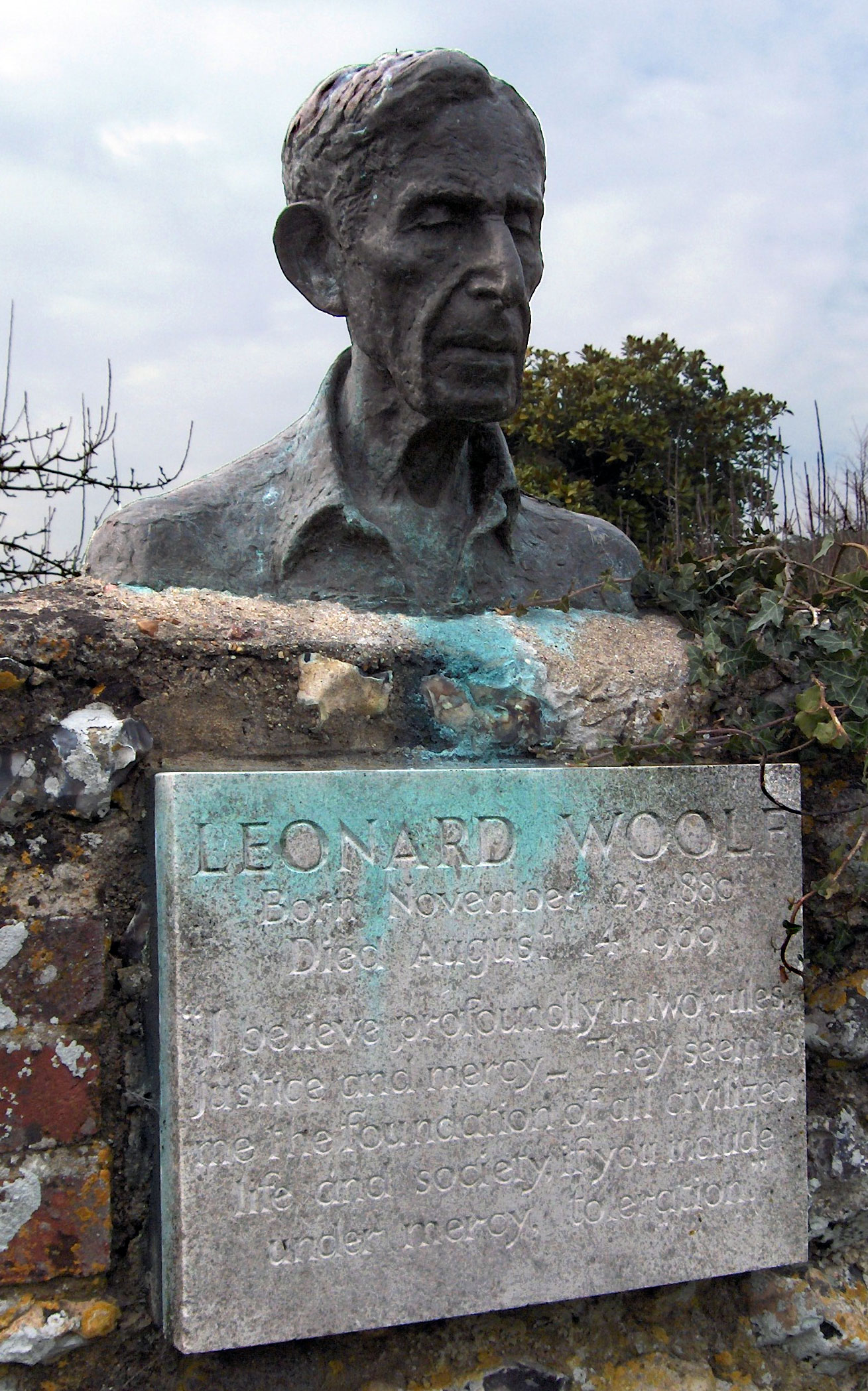 Leonard Woolf's quote #1