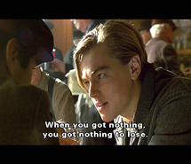 Leonardo Dicaprio quote