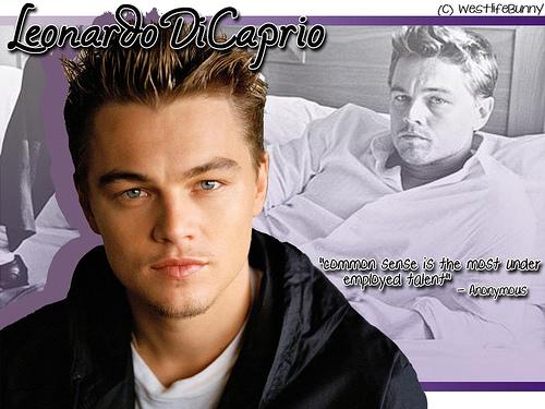 Leonardo Dicaprio quote #2
