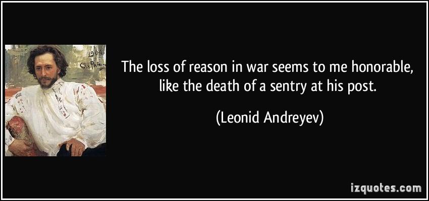 Leonid Andreyev's quote #2
