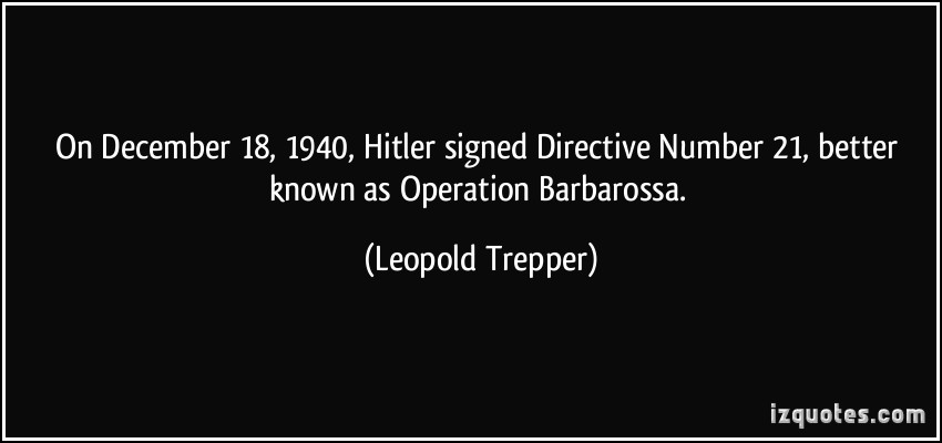 Leopold Trepper's quote #1