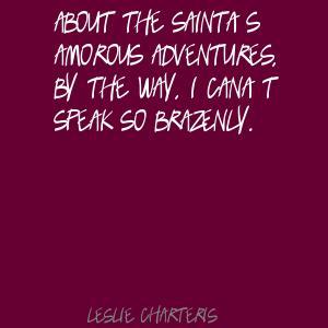 Leslie Charteris's quote #7
