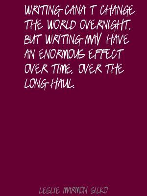 Leslie Marmon Silko's quote #2
