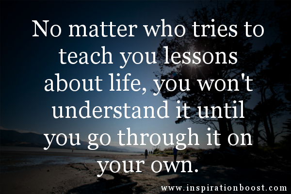 Lessons quote #2