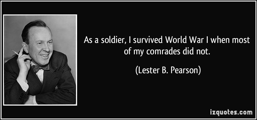 Lester B. Pearson's quote #6