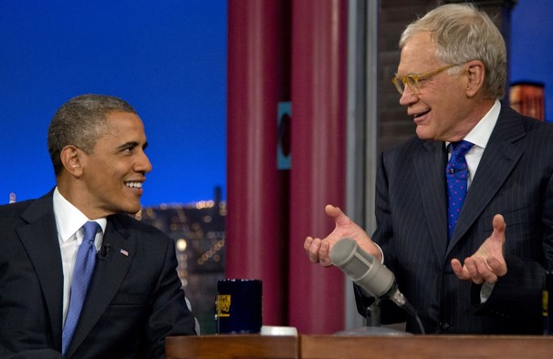 Letterman quote #1