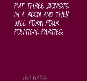 Levi Eshkol's quote #1
