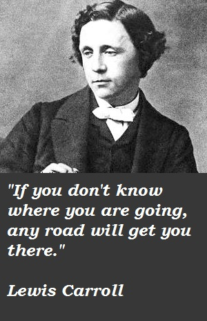 Lewis Carroll's quote #2