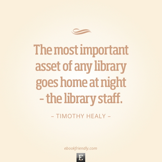 Librarians quote