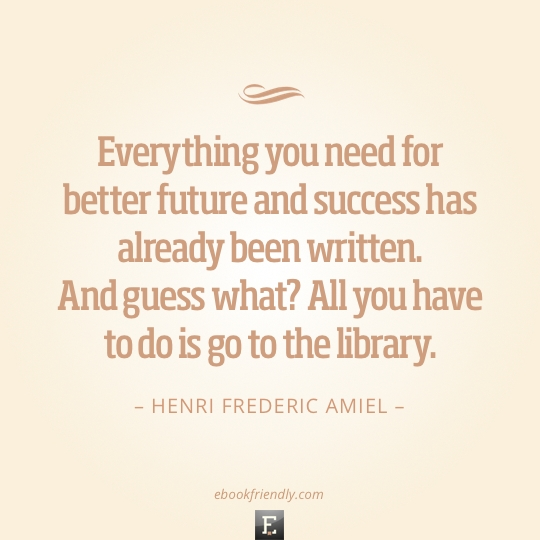 Libraries quote #1