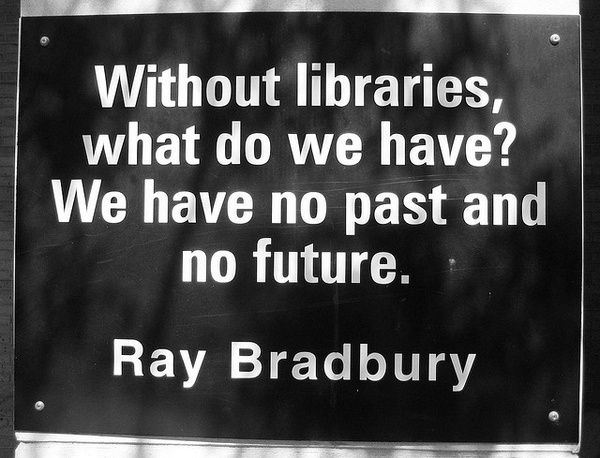 Libraries quote #2