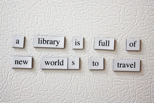 Libraries quote #3