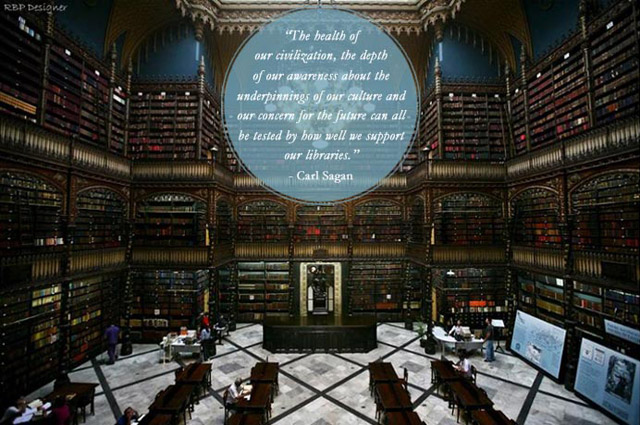 Libraries quote #5