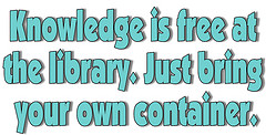 Library quote #4