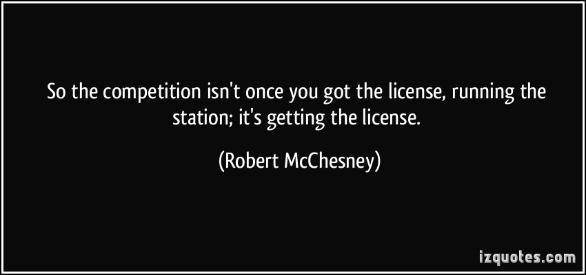 License quote #3