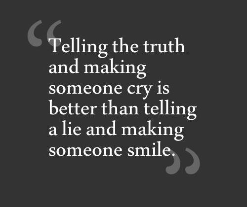Lies quote #5
