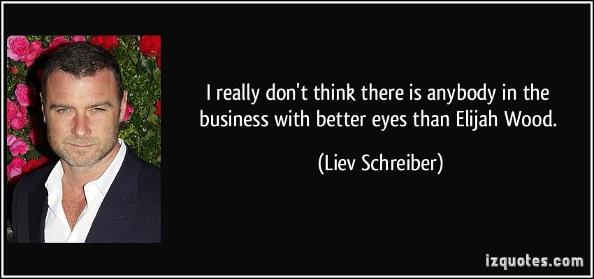Liev Schreiber's quote #1