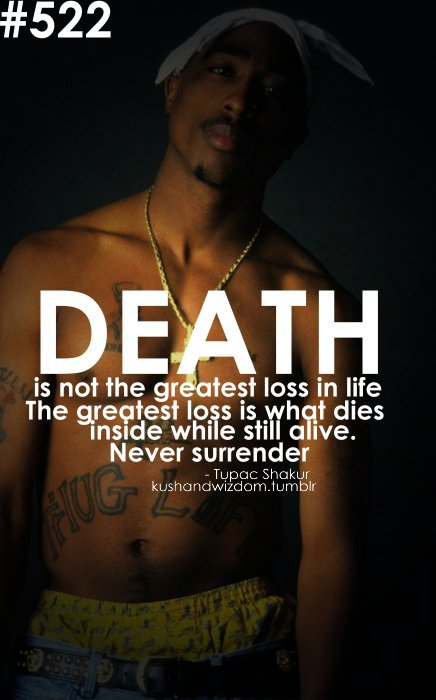 Life And Death Quote #2