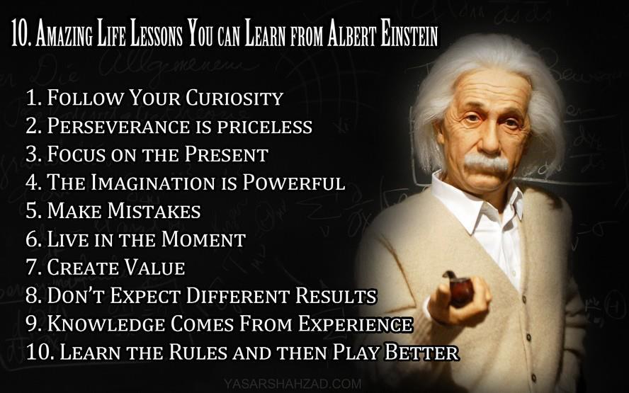 Amazing Life Lessons Quote #1