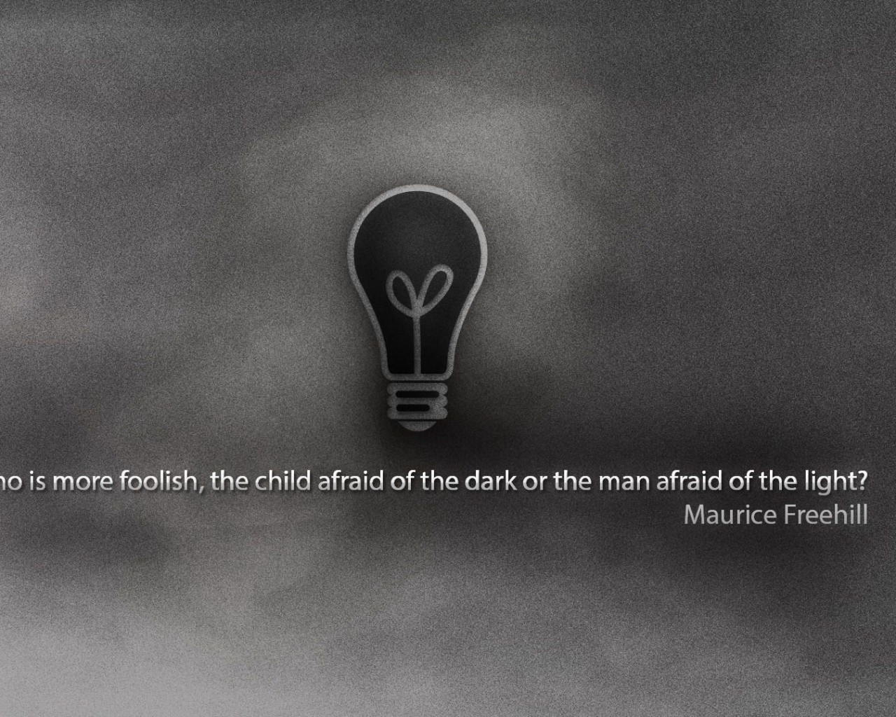 Light Bulb quote #2