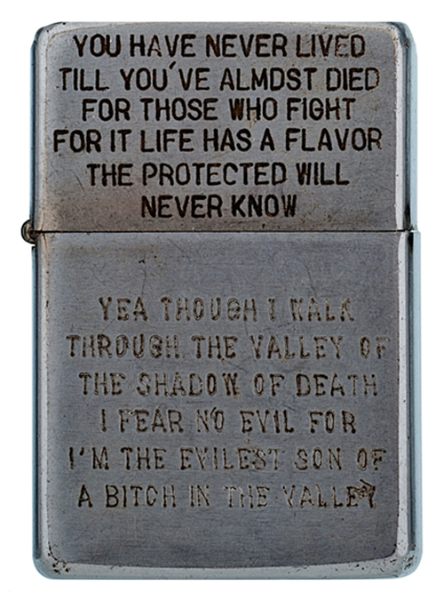 Lighter quote #1