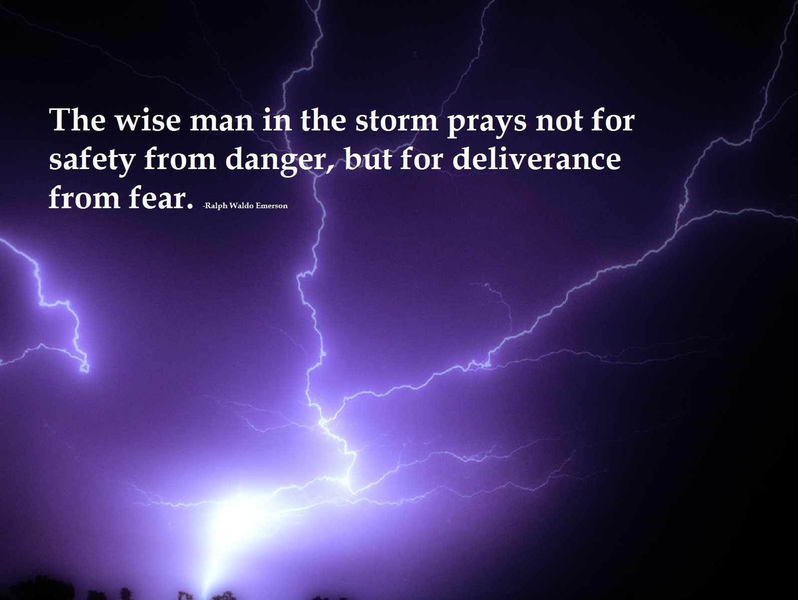 Lightning quote #1